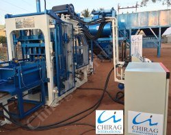 Chirag Automatic Manual Concrete Block Making Machine