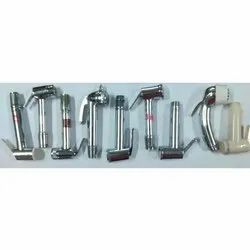 Available In Brass, Pvc Toilet Jet Spray, Packaging Type: Box