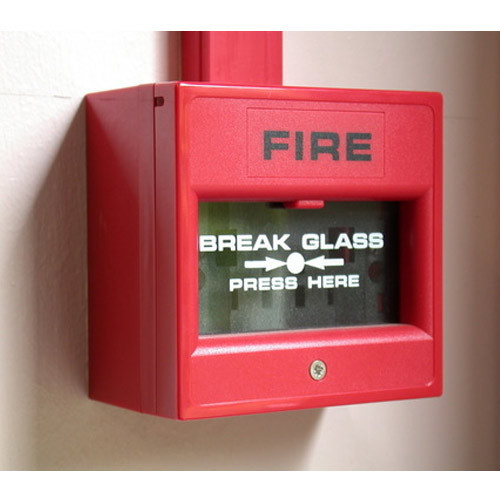 red fire alarm rs 9500 piece real i security solutions id rh indiamart com