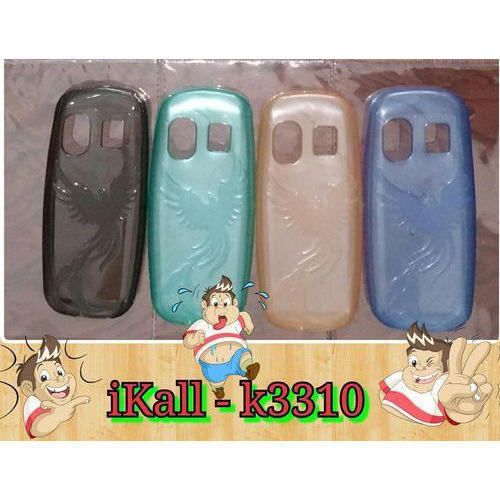 Plastic IKall-k3310 Basic Mobile Back Cover