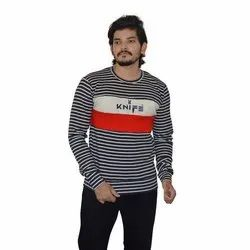 Full Sleeve Round Neck T Shirts for Men
