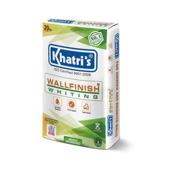 White Khatri's Whiting Chalk Powder, Packaging Type: Packets