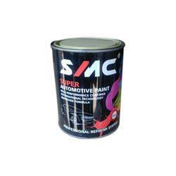 SMC Black Automotive Paints