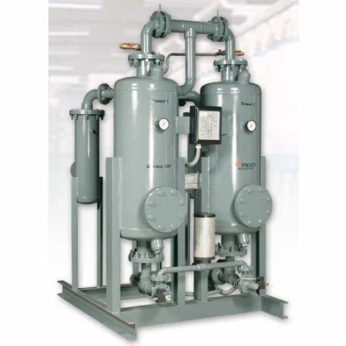 Industrial Desiccant Air Dryer, desiccant dryer, Adsorption Air Dryer,  अवशोषक वायु ड्रायर in Kamothe, Navi Mumbai , Marvel Engineers   ID:  15222533033