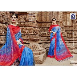Rachna Art Silk Sanskruti Catalog Saree Set For Woman 3