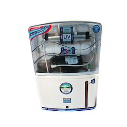 Steel Semi-Automatic Aqua Grand Water Filter, For Commercial