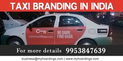 Taxi Branding Services