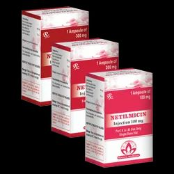 Netilmicin Injection 100mg/200mg /300mg