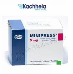 Minipress 5 Mg