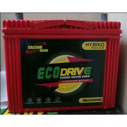 Bike Calcium Inside Eco Drive Battery, Capacity: 4 Ah, Voltage: 12 V
