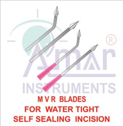 Ophthalmic Micro Surgical MVR Blade