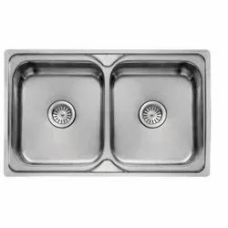 Double Bowl SS Kitchen Sink
