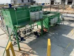 Industrial Effluent and Sewage Treatment Plant