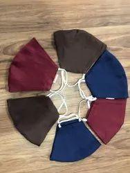 Reversible Cotton Fabric Mask
