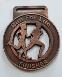 Marathon Antique Medal