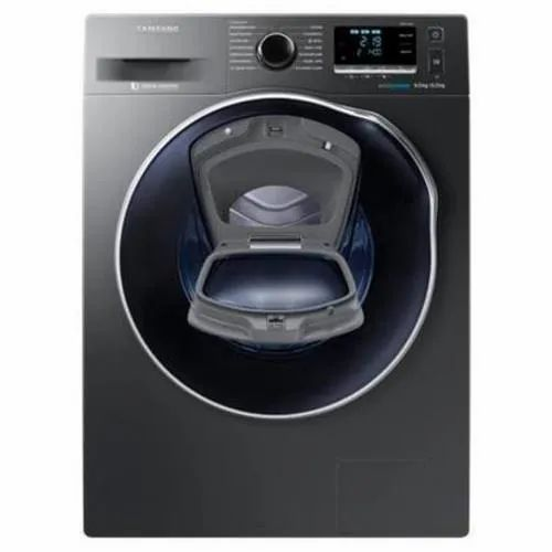 Samsung 9 kg Fully Automatic Front Load Washing Machine, WD90K6410OX/TL, Inox Grey