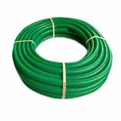 SRS Flex Green Rubber Suction Hose
