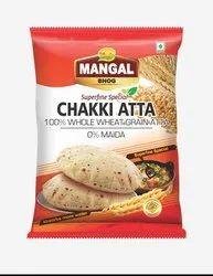 Chakki Atta, Packaging Type: Bag