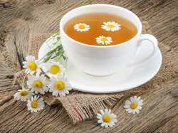 Natural Chamomile Tea