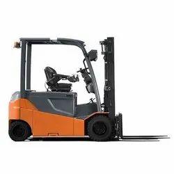Mild Steel Diesel Forklift Rental Services