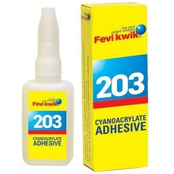 Fevikwik 203 One Drop Instant Adhesive, Tube, 20 ml