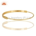 Designer Gold Plated Bangle Jewelry