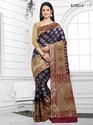 Ladies Pure Silk Sarees