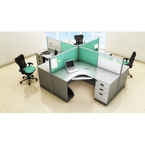 Manufacturer of Office Workstation & Wooden Cabinet by Neptune