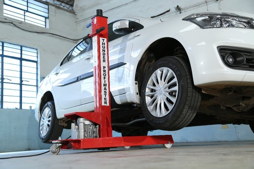 Portable Car Lift, Portable Car Lift | Coimbatore | Thunder Auto LLP
