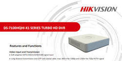 HIKVISION Digital Video Surveillance Recorder