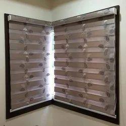 PVC Matte Printed Roller Window Blind