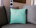 Handcrafted Ari Work Cushion Cover