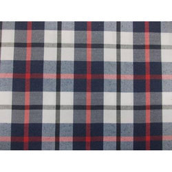 Cotton Dyed Shirting Fabric