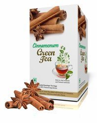 Cinnamon Green Tea
