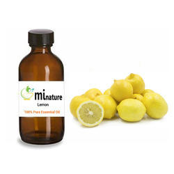 Top Selling Best Quality Lemon Peel Essential Oil for Bulk Exports