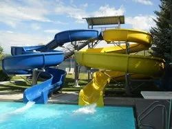 Water Slides FRP
