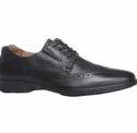 Bata Black Puppies Formal Shoes For Men, Size: 7