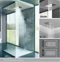 Jaaz Ss Multifunction Shower Mfs-wf2m (black)