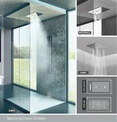 Multifunction Shower MFS-WF2M (Black)