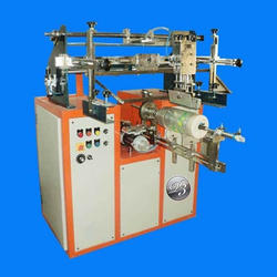 Semi Auto Round Printing Machine