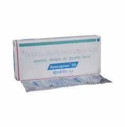 Syncapone Tablet (Levodopa+Carbidopa+Entacapone)