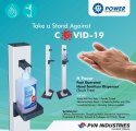 Foot Operated Hand Sanitizer Dispenser (Heavy Duty)