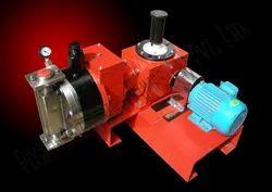Double Diaphragm Metering Pump