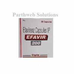 Efavir 200mg capsules