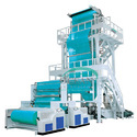 Three Layer Machine For Plastic Bag