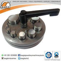 Disc Cutter Round 10 Punch