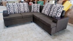 L Shape Corner Sofa Set