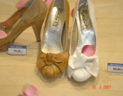 PU Ladies Shoes