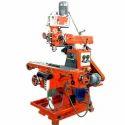 Velocity Mild Steel Vertical Milling Machine