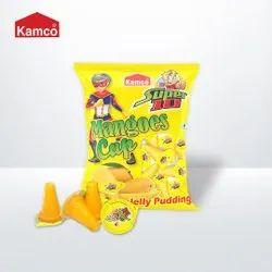 Triangular Yellow Super 10 Mangoes Cup